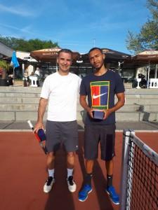 Vainqueur : Didier Grand  Finaliste : Yann Tualuke